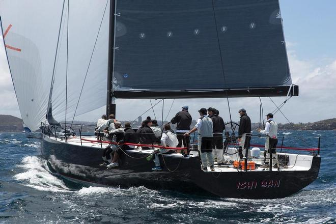 Matt Allen is hoping that his 'Ichi Ban' (with Howth's Gordon Maguire) will deliver overall honours in this year's race