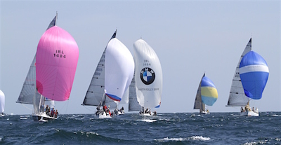 Howth boats score at Falmouth in Half Ton Cup