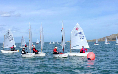 Brassed Off Cup set to attract another large fleet of Optimist sailors