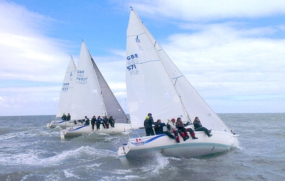 UCD tops at IUSA Student Yachting Nationals