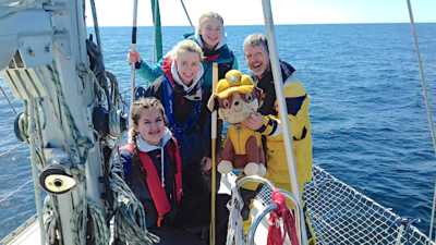Transition Year Adventure Sail to the Isle of Man