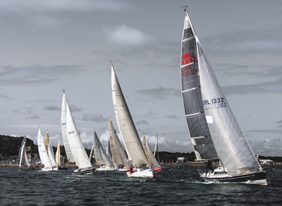 Aqua Double Handed Race entries roll in