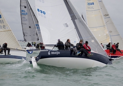 Fresh winds forcast for second race of Autumn League