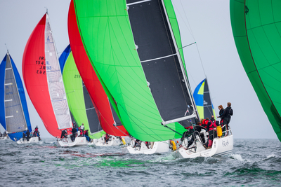 Wave Regatta ends on a high with overall wins for Checkmate XV and Oona