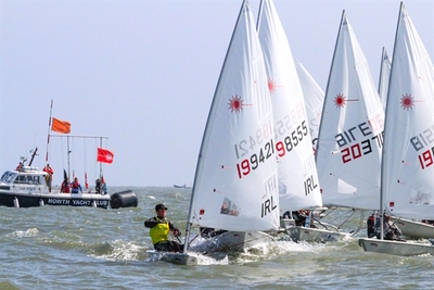 Leinster Laser Championships return to Howth