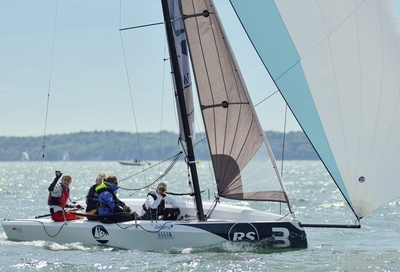 Irish Sailing Pathfinder 'Women at the Helm' regatta