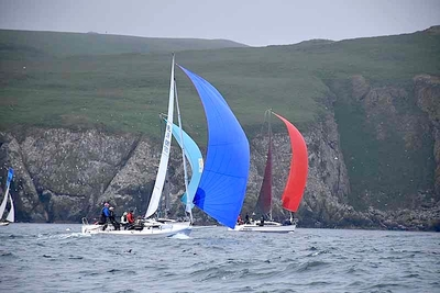 Lambay Races sponsored by Provident provides another thrilling event