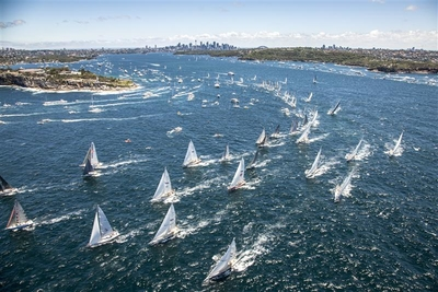Howth Yacht Club team prepares for the Rolex Sydney Hobart