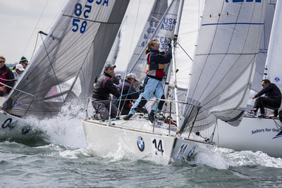J/24 Europeans to return to Howth in 2021