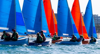 Exciting Team Racing Weekend Scheduled for Howth